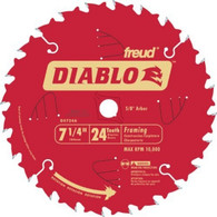 Diablo Framing 24-Tooth Circular Saw Blade
