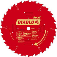 Diablo Ripping 24-Tooth Circular Saw Blade
