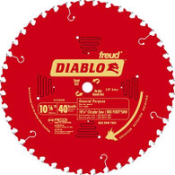 Diablo General Purpose 40-Tooth Circular Saw Blade