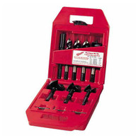 Milwaukee 49-22-0065 Plumbers Selfeed Bit Kit