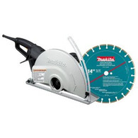 Makita 4114X 14-Inch Angle Cutter w/ Diamond Blade