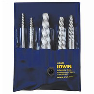 Irwin 53535 Spiral Flute Extractors-535/524 Series Set