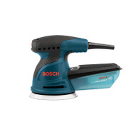 Bosch ROS20VSK 120V Variable Speed Palm Grip Random Orbit Sander Kit