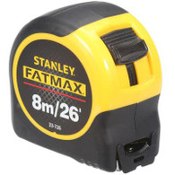 Stanley 33-726 FatMax Metric/Fractional Tape Rule Blade Armor Coating