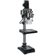 Jet 354026 GHD-20PFT Geared Head Drill/Tapping Press -Power Down Feed