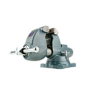 Wilton 10275 6 in. Jaw C-3 Combination Pipe and Bench Vise w/ Swivel Base