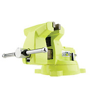 Wilton 63187 1550 5 In Jaw Width High Visibility Safety Vise