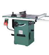 "General International 50-200R M1 10"" Left Tilt 2 HP Table Saw"