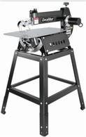 Excalibur EX-21K 21 In. Scroll Saw, Stand and Foot Switch by General International