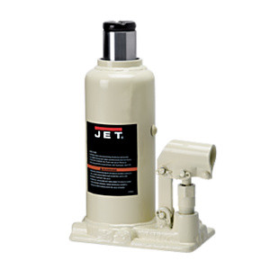 Jet 655558 JBJ-8 Hydraulic Bottle Jack (8 Ton)