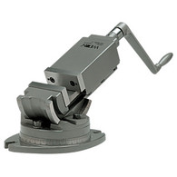 "Wilton 11706 2-Axis Precision Angular Vise 5"" Jaw Width"