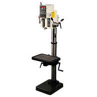 "Jet 354037 J-A3008M-PF2 26"" Gear Head Drill Press w/Powerfeed 220V"