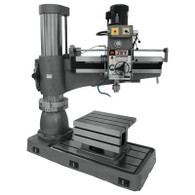 Jet 320037 J-1230R-4 Radial Drill Press 5HP, 460V