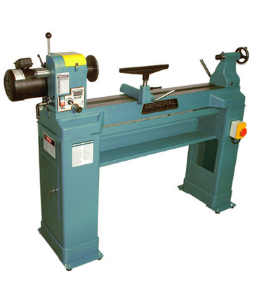 General International 25-650ABC M1 Wood Turning Lathe