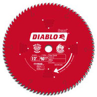 Diablo D1090X 10 Inch Ultra Fine Finish 90 Tooth Circular Saw Blade