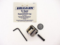 Vaughan RCP-1 Replacement Caps for Ti-Tech Hammers Smooth Face