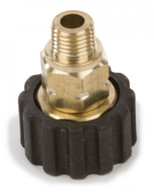 Forney Industries 75107 M22F X 1/4 in Screw Coupling