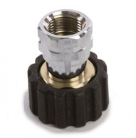 Forney Industries 75108 M22F X 3/8 in F Screw Coupling