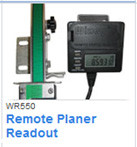 Wixey WR550 Remote Planer Readout