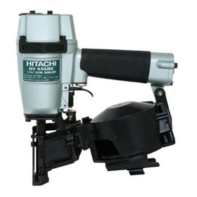 Hitachi NV45AB2  1 3/4 Inch Power Head Roofing Coil Nailer Side load