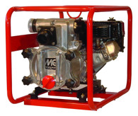 Multiquip QP2TH Trash Pump 4.8HP Honda