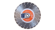 Husqvarna 542751359 14 inch Vari-Cut General Purpose Diamond Blade