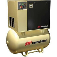 Ingersoll Rand UP6-10-125 Rotary Screw Air Compressor 80 Gallon 10HP 125PSI
