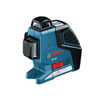Bosch GLL3-80 360 Degree 3-Plane Leveling-Alignment Line Laser