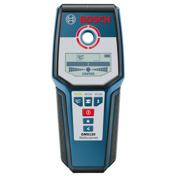Bosch GMS120 Multi-Mode Detection Wall Scanner