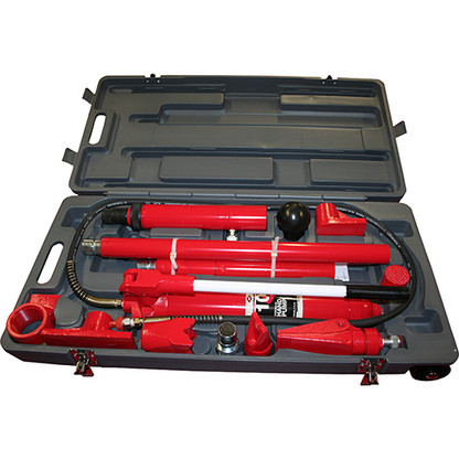 AFF 815C Body And Frame Repair Kit 10 Ton With Plastic Case