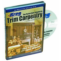 Kreg V07-DVD Trim Carpentry Instructional DVD
