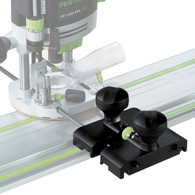 Festool 492601 Guide Stop Adapter for OF 1400 And FS Guide Rails