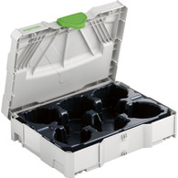 Festool  497687 Systainer 1 Plus Insert for DX 93 E and RO 90 Abrasives