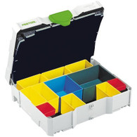 Festool 497694 SYS-1 Box Small Parts Organizer, Systainer 1