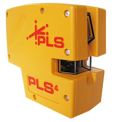 PLS 60574 PLS4 Combo Laser Line 180 Tool with Point-to-Point Plumb