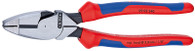 "Knipex 0902240SBA 9.25"" High Leverage Linemans Plier New England Head"