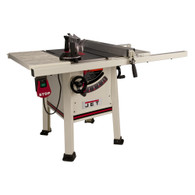 Jet 708494K 10 in. ProShop 30 in. Fence Cast Wing w/ Riving Knife Table Saw