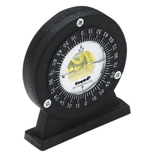 Empire Level 361 Small Angle Magnetic Protractor