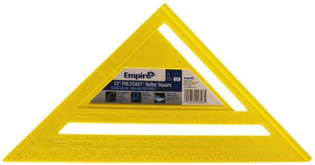"""Empire 396 12"""" Polysquare Rafter Square"""