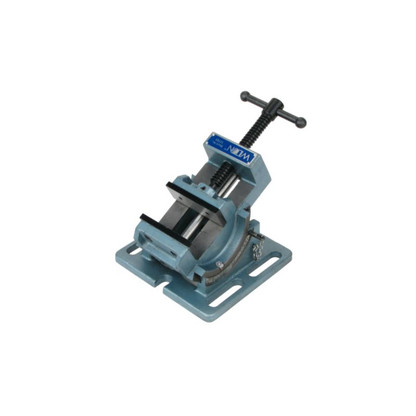 """Wilton 11754 4"""" Jaw Width Cradle Style Angle Drill Press Vise"""
