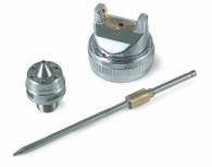 Titan 19100-23 Replacement HVLP Spray Gun Needle and Nozzle Kit 2.3mm