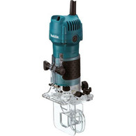 Makita 3709 1/4 Inch 4.0 Amp Fixed Base Laminate Trimmer