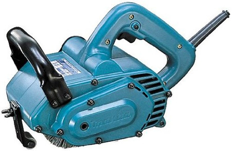 Makita 9741 7.8 Amp 3500 RPM Cylinder Wheel Sander Electric Brake
