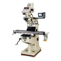 Jet 690401 JTM-4VS Variable Speed ACU-RITE VUE DRO Vertical Milling Machine 3HP 3PH