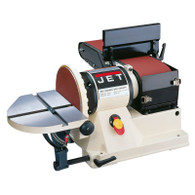 Jet 708595 JSG-96 6 In X 48 In Belt 9 In Benchtop 3/4HP 1PH Disc Sander