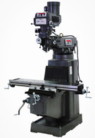 Jet 690117 JTM-1050 200S DRO X-Axis Powerfeed Vertical Milling Machine