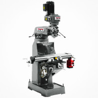 Jet 690174 JVM-836-3 230V 3PH X-Axis Powerfeed Vertical Milling Machine