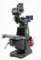 Jet 690179 JTM-4VS-1 Vertical Milling Machine With 200S DRO And X-TPFA