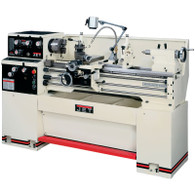Jet 321516 GH-1340W-3-TAK 3HP 3PH 230/460V Lathe With Taper Attachment