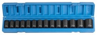 Grey Pneumatic 1412M 1/2 In Drive Standard Length Metric Socket Set